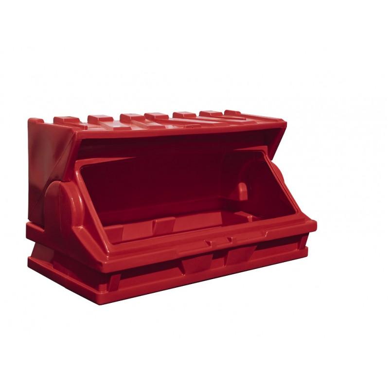 Plastic Forecourt Bunker Apex Display Equipment