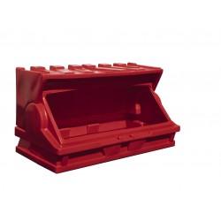 Plastic Forecourt Bunker